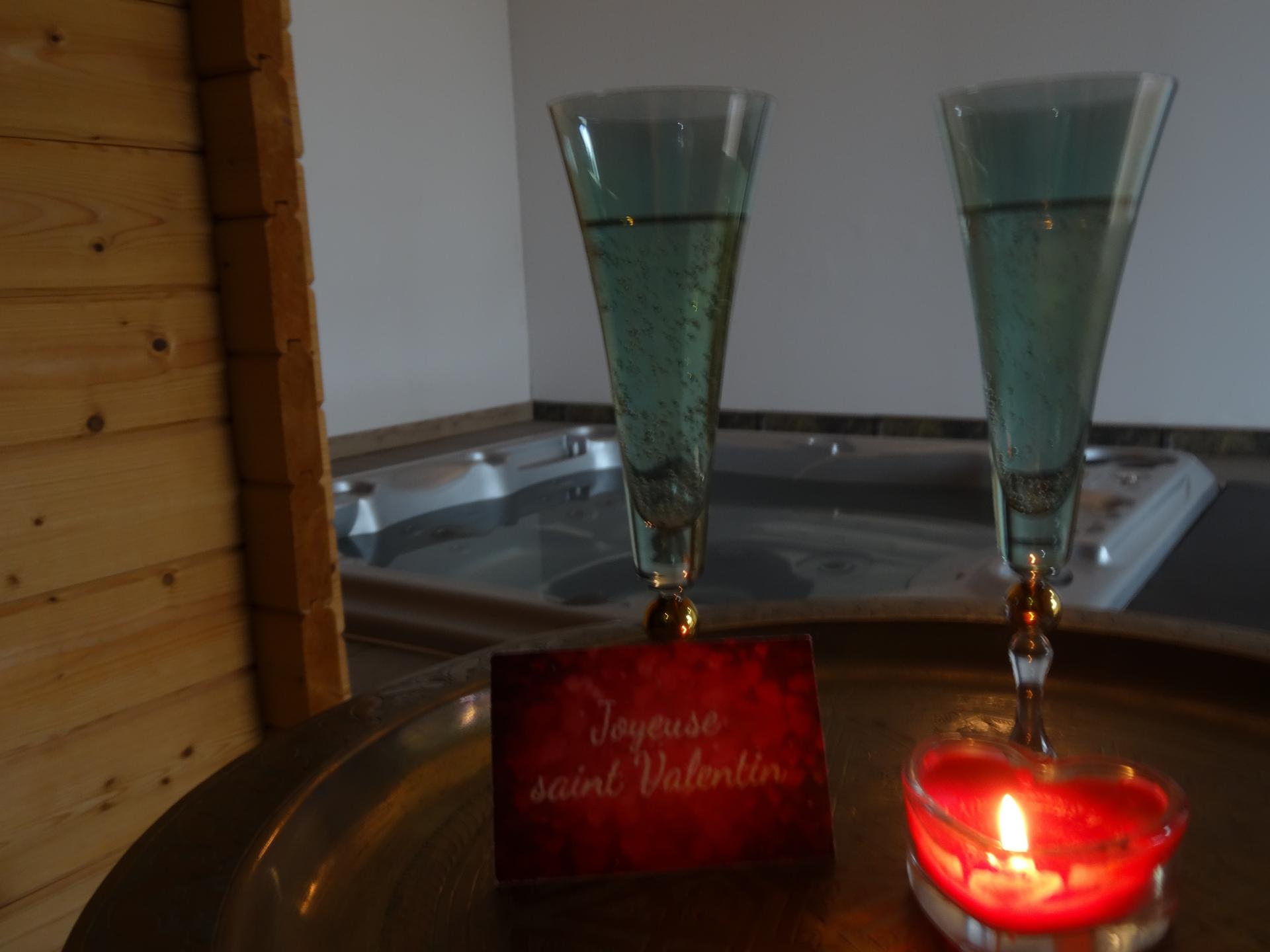 Saint Valentin spa